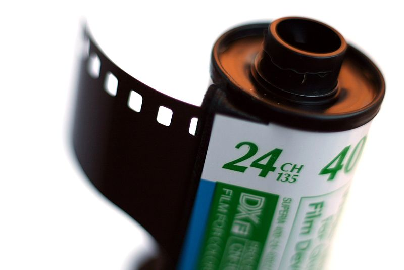 Analoger Film - Analoge Fotografie