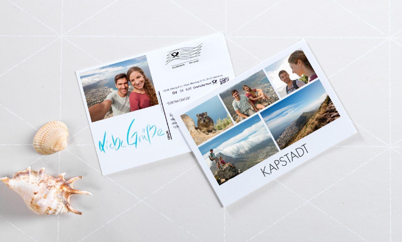 einzelkarten online gestalten und verschicken | cewe